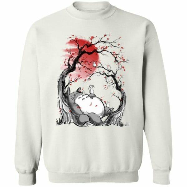 Totoro – Dreaming under the Sakura Hoodie