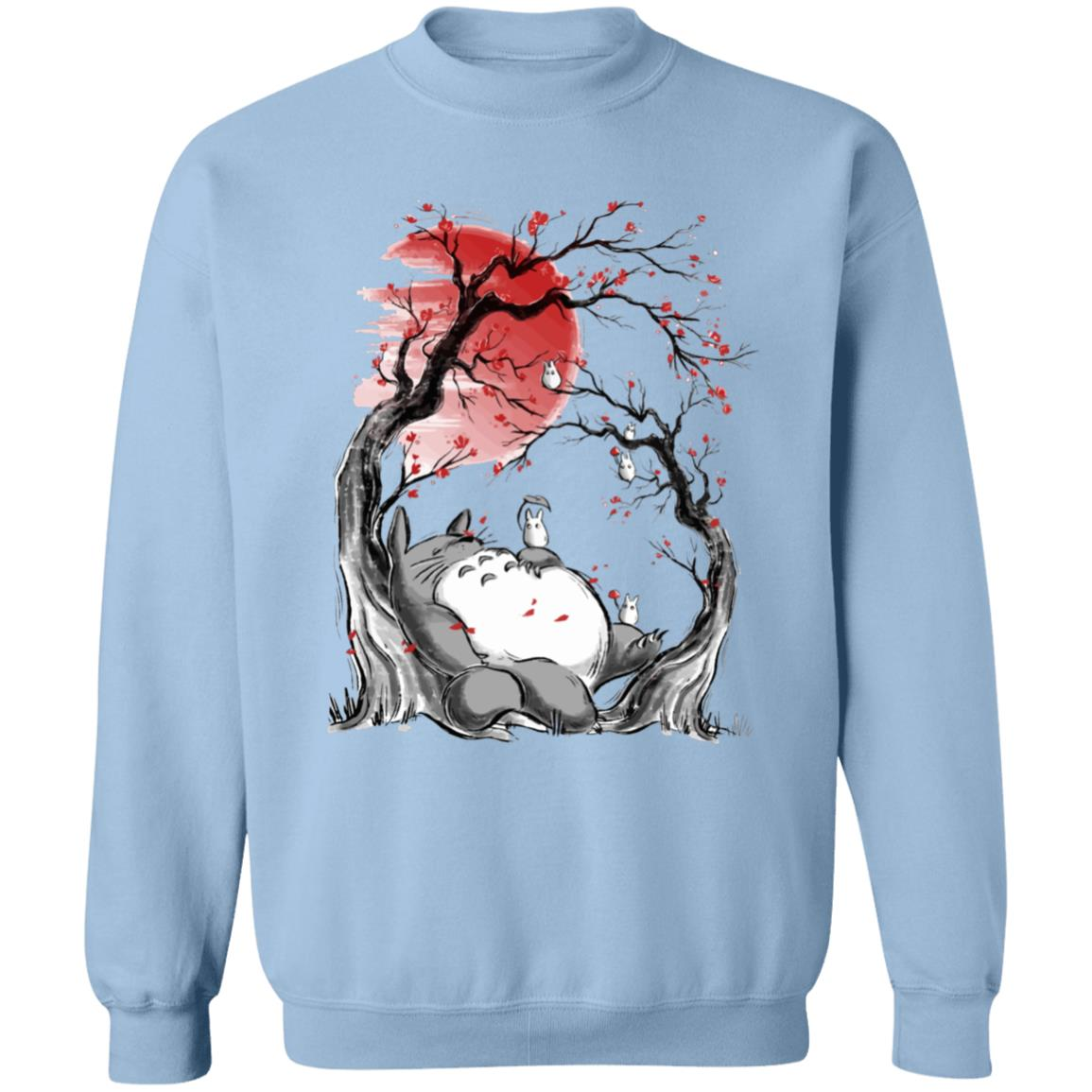 Totoro – Dreaming under the Sakura Sweatshirt