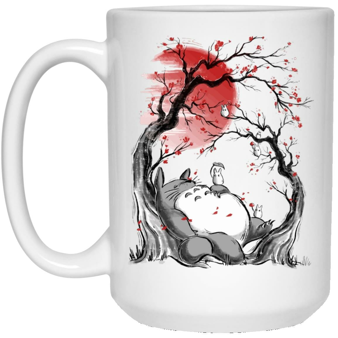 Totoro – Dreaming under the Sakura Mug