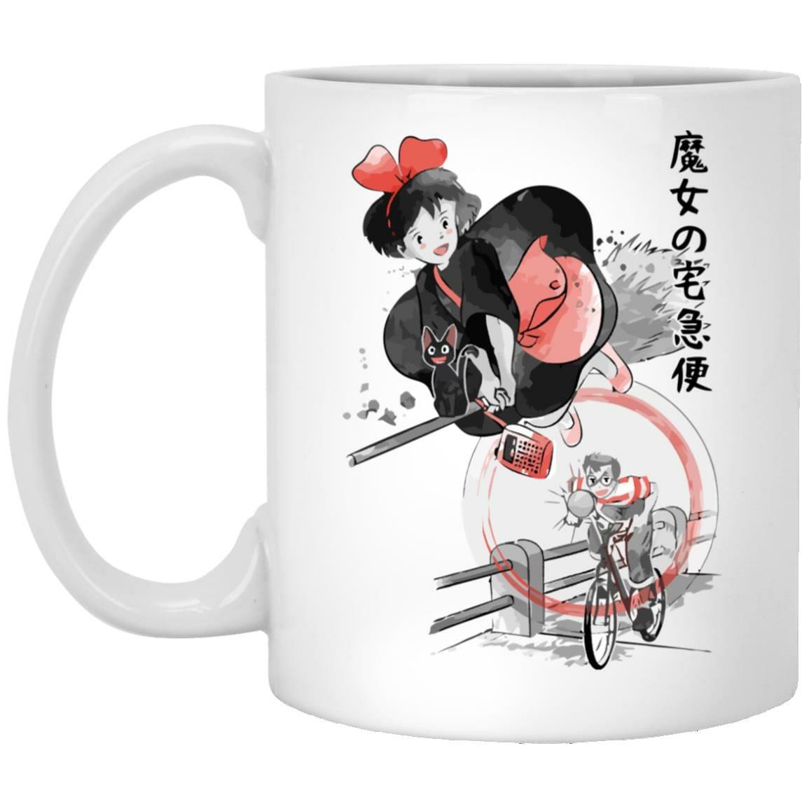 Kiki's Delivery Service – Kiki & Tombo Mug