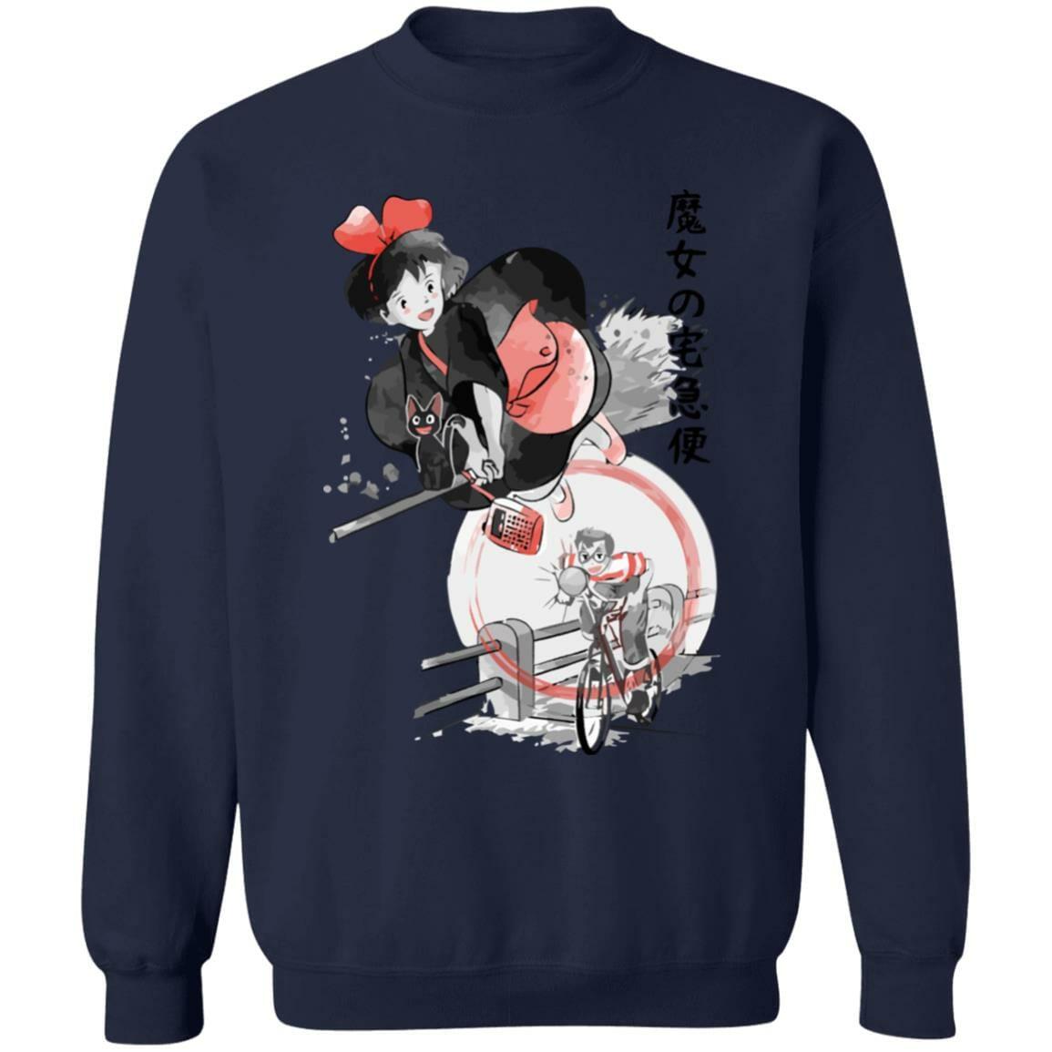 Kiki's Delivery Service – Kiki & Tombo Sweatshirt