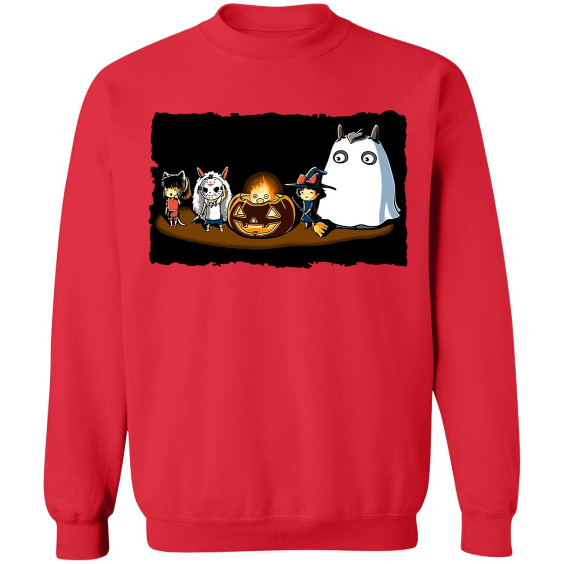 Ghibli Studio – Halloween Funny Party Sweatshirt Unisex