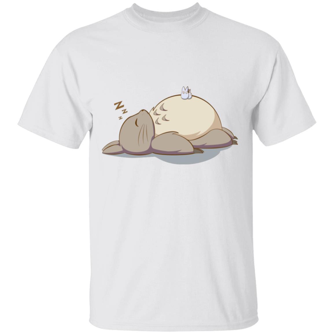 Cute Totoro Print T-Shirt For Women 12 Styles