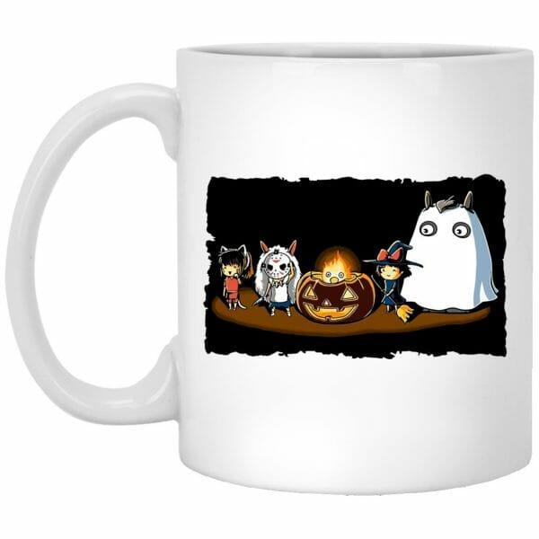 Howl's Moving Castle Sketch Mug