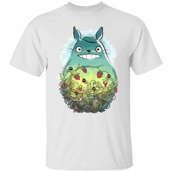 My Neighbor Totoro – Green Garden T Shirt