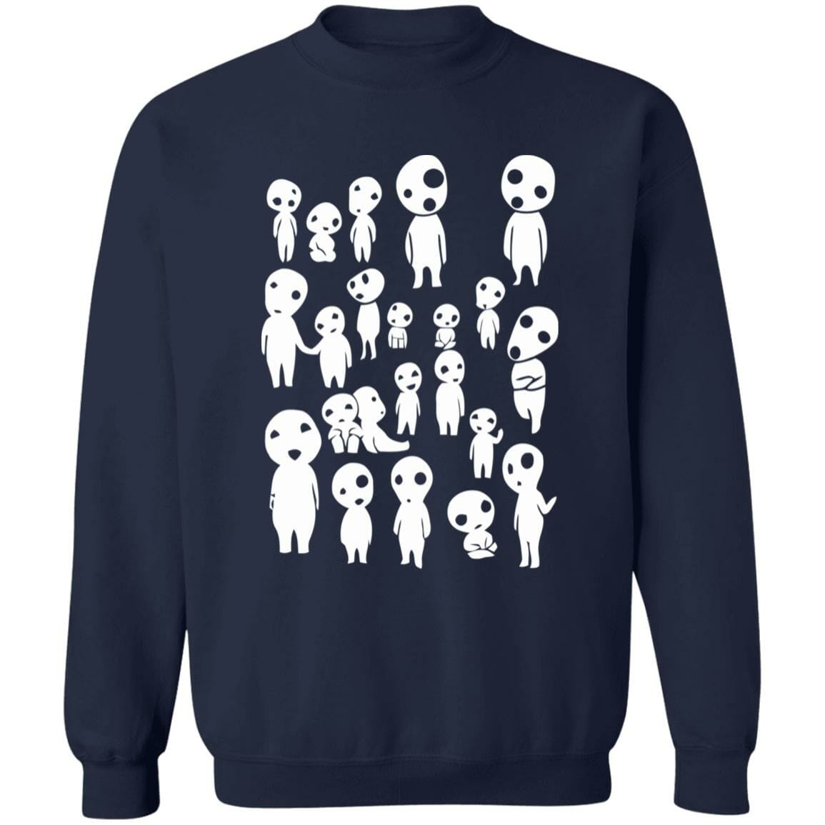 Princess Mononoke – Tree Spirits Sweatshirt