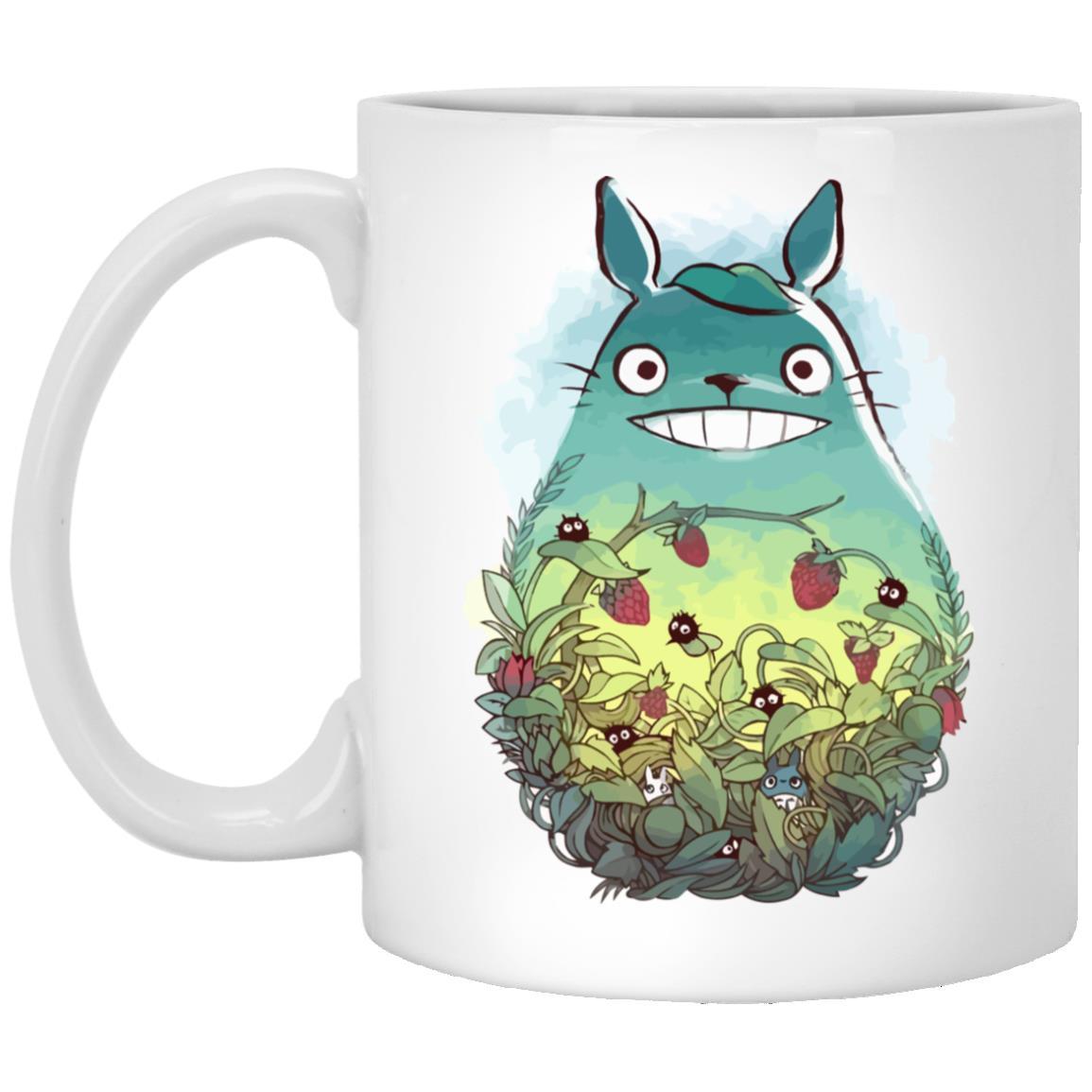 My Neighbor Totoro – Green Garden Mug