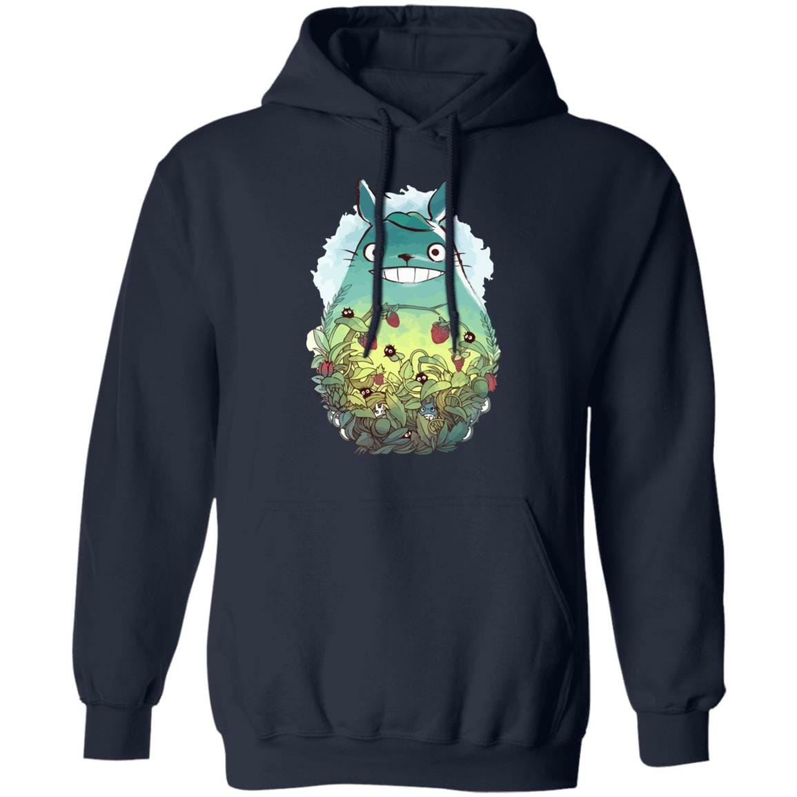 My Neighbor Totoro – Green Garden Hoodie