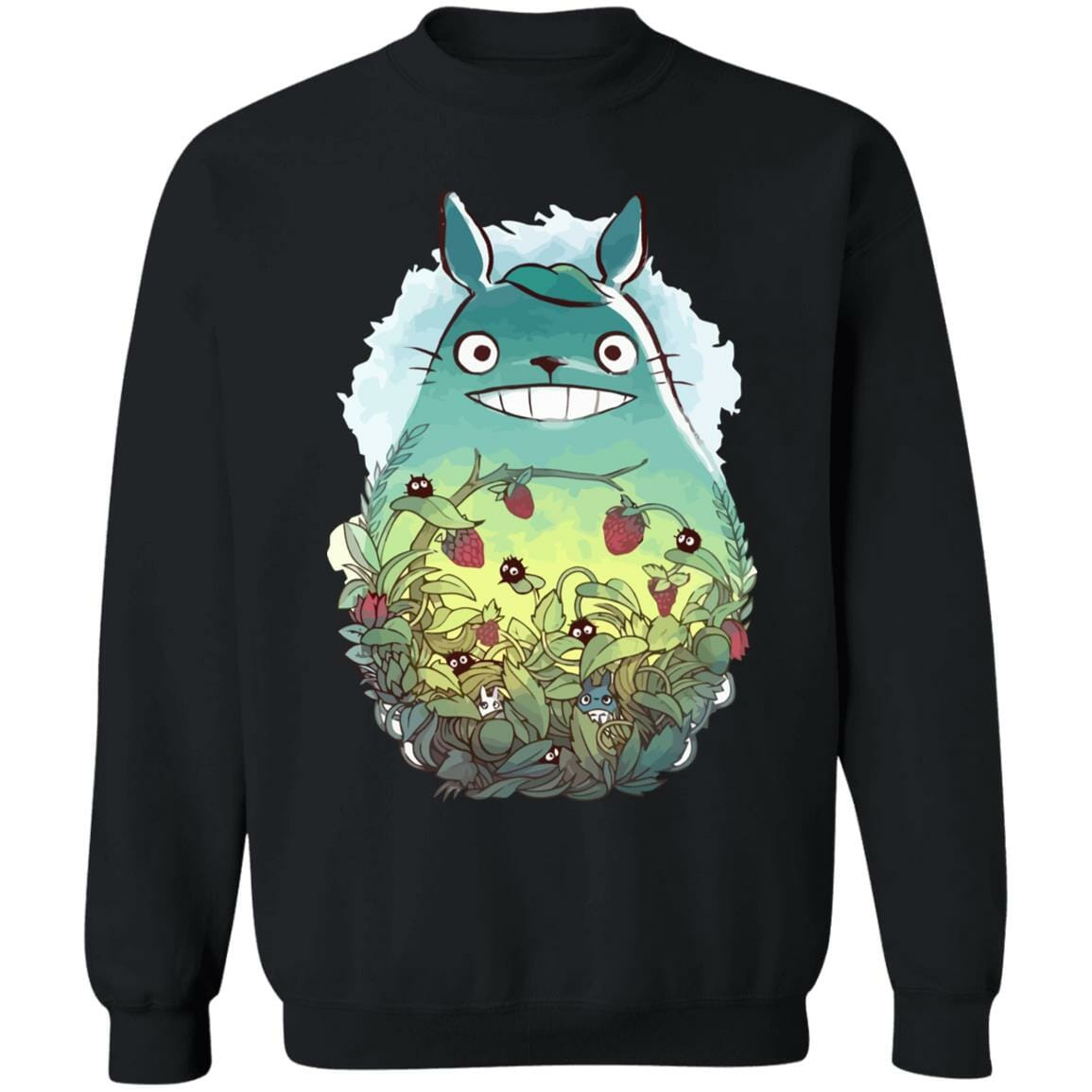 My Neighbor Totoro – Green Garden Sweatshirt