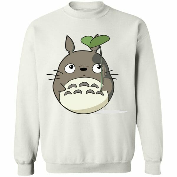 Totoro and the Leaf Umbrella T Shirt