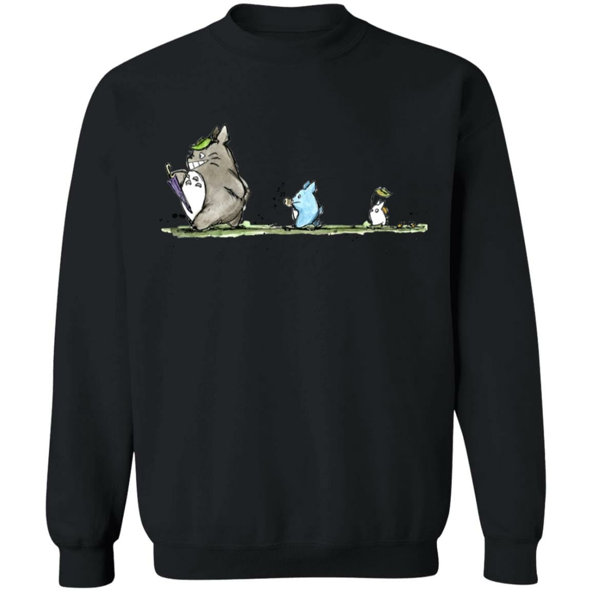 Totoro Family Parade Sweatshirt