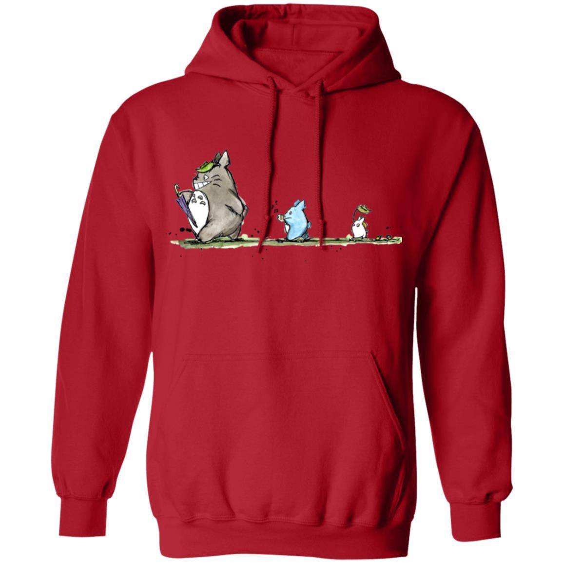 Totoro Family Parade Hoodie