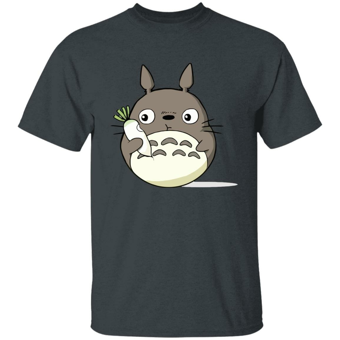 Totoro Eating Turnip T Shirt