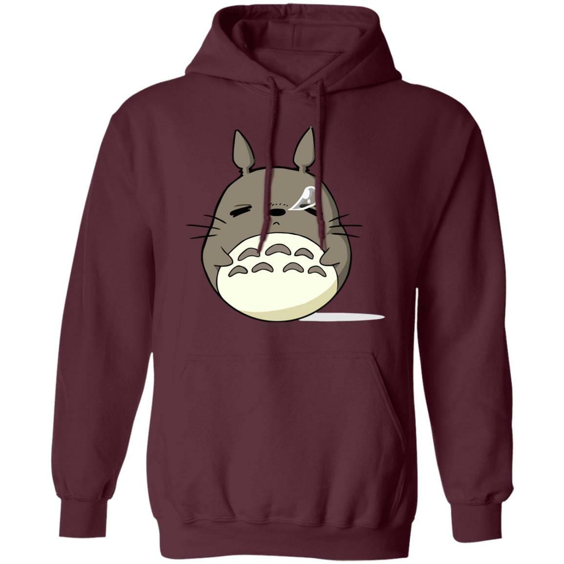 Sleepy Totoro Hoodie