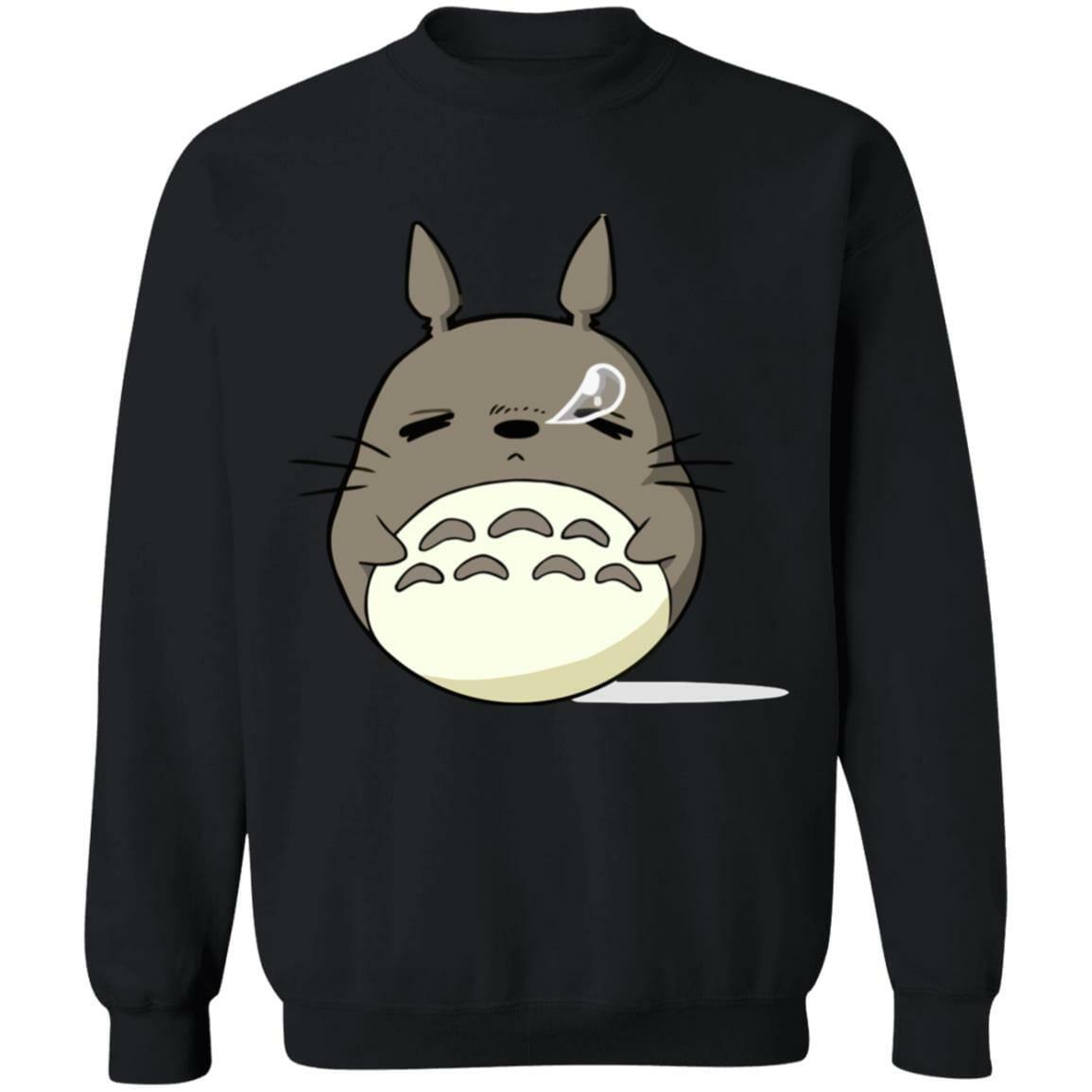 Sleepy Totoro Sweatshirt