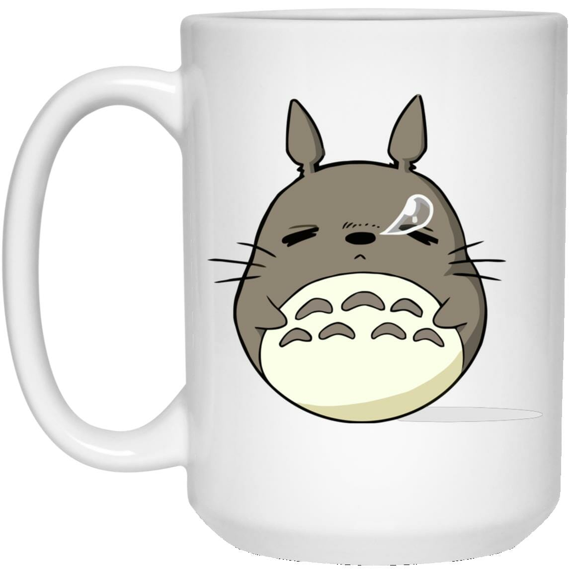 Sleepy Totoro Mug