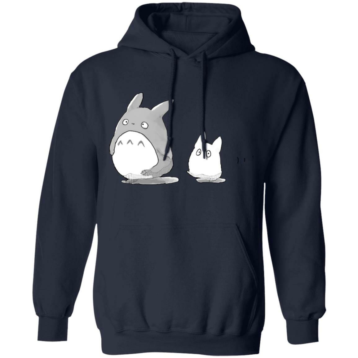 Walking Mini Totoro Hoodie