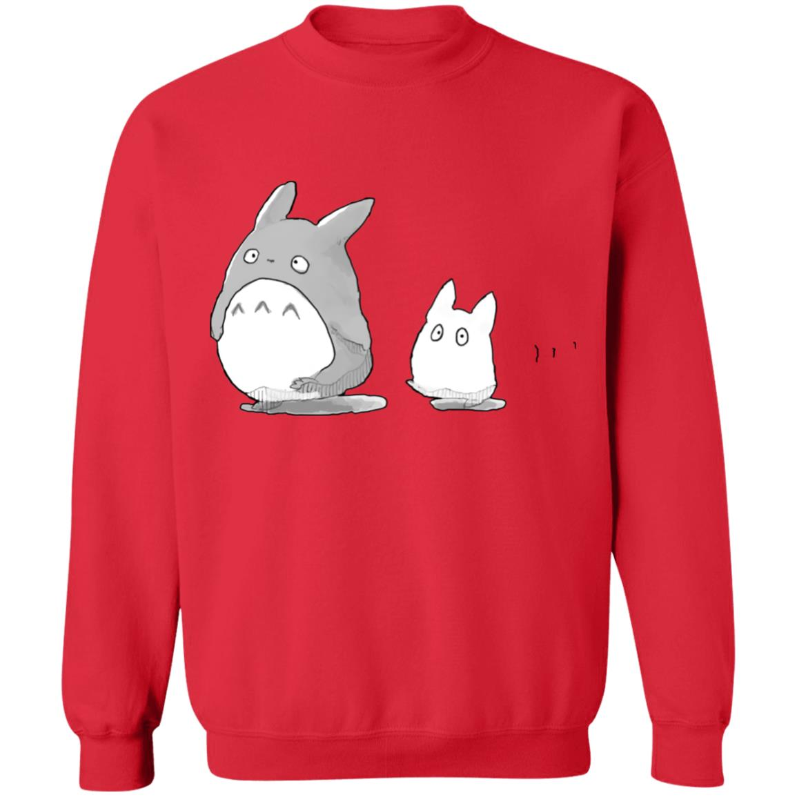 Walking Mini Totoro Sweatshirt