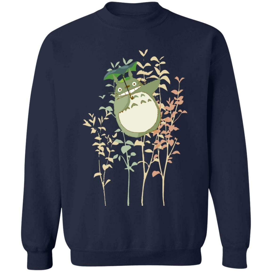 My Neighbor Totoro – Totoro and Umbrella Sweatshirt
