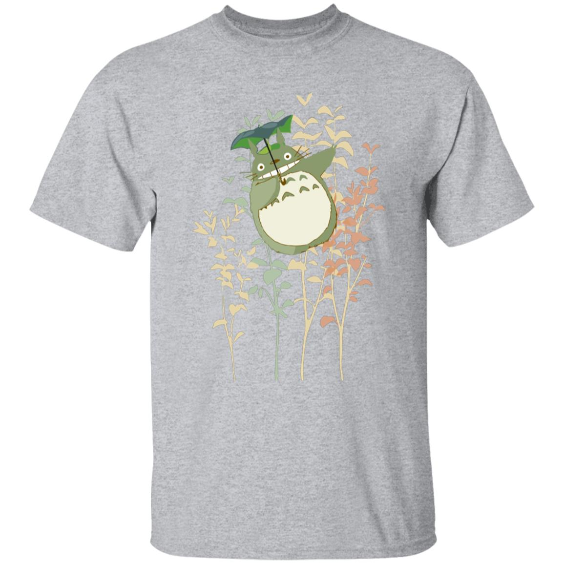 My Neighbor Totoro – Totoro and Umbrella T Shirt