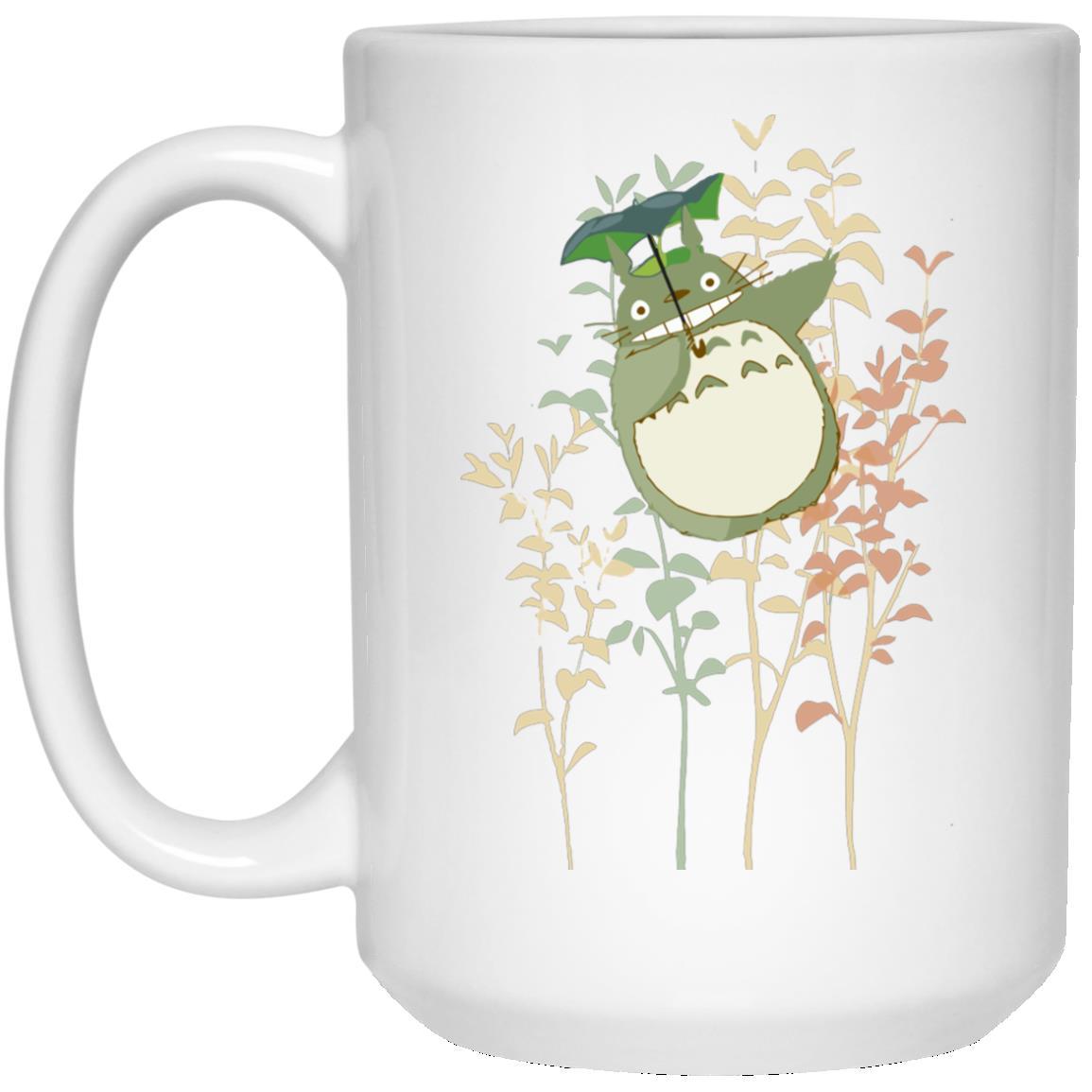 My Neighbor Totoro – Totoro and Umbrella Mug
