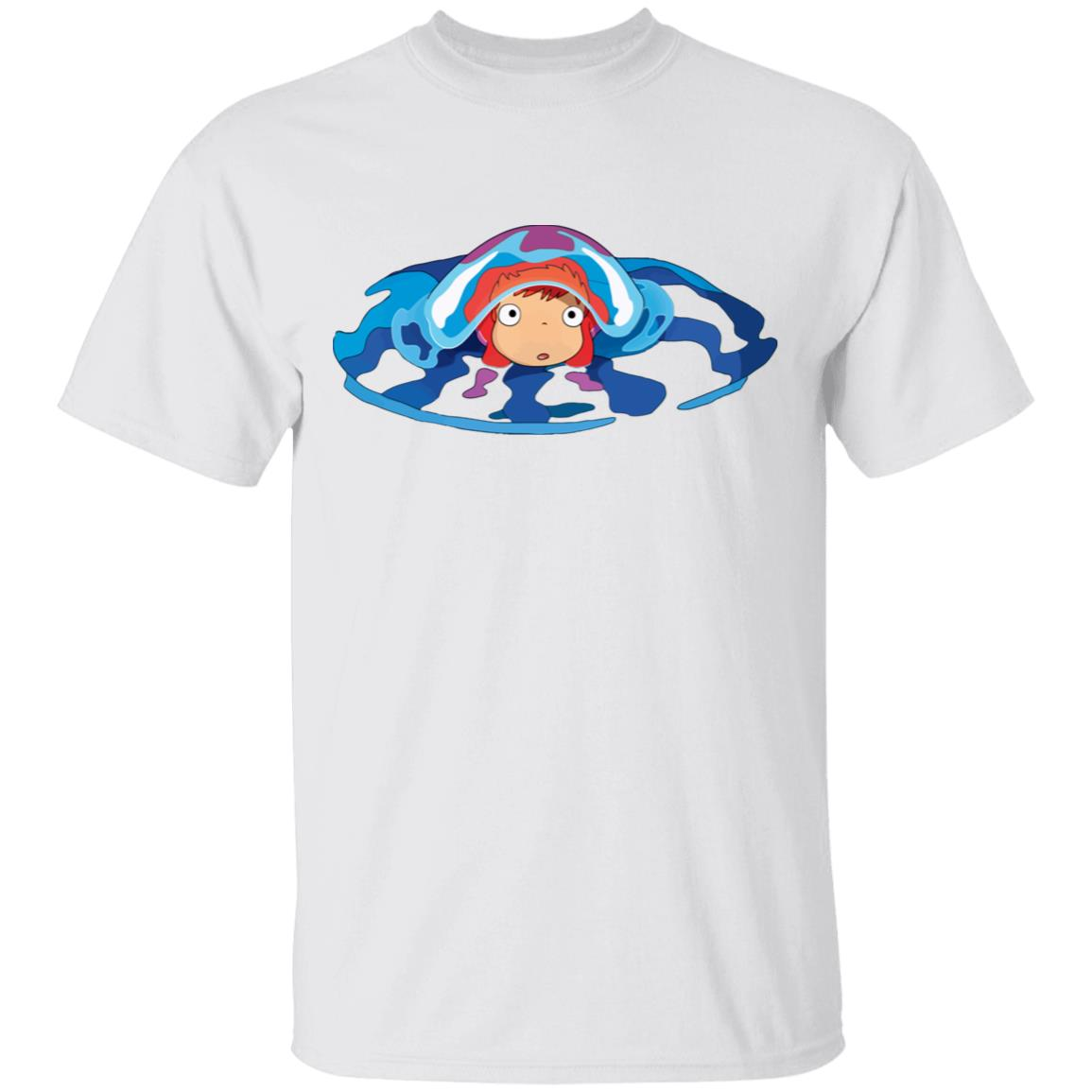 Ponyo Very First Trip T Shirt Unisex