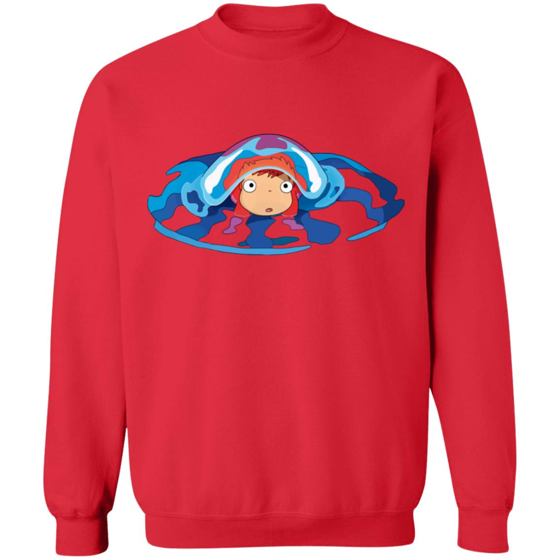 Ponyo Very First Trip Sweatshirt Unisex