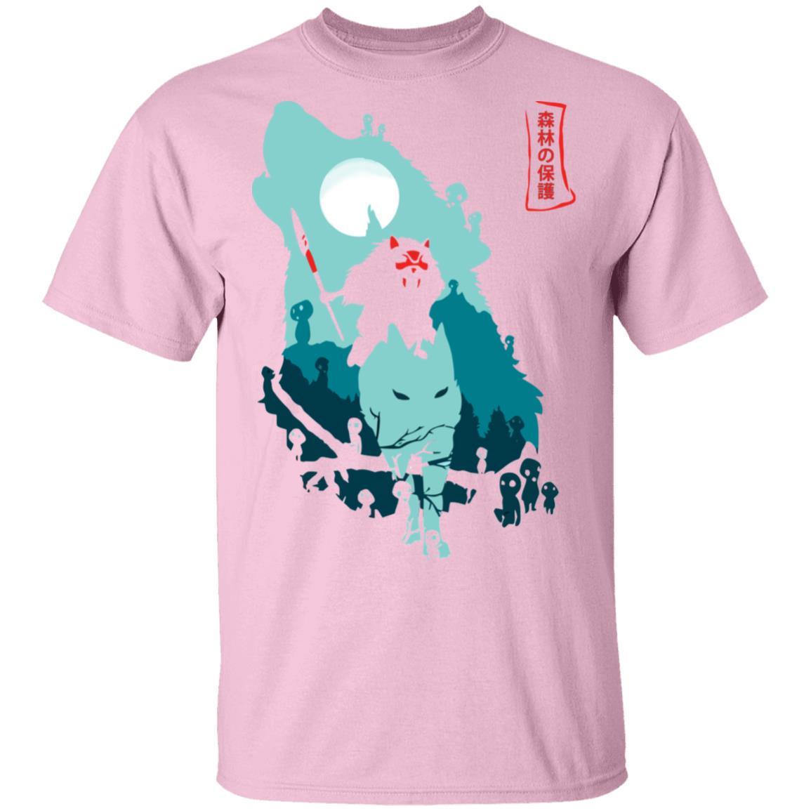 Princess Mononoke – Guardians of the Forest T Shirt Unisex