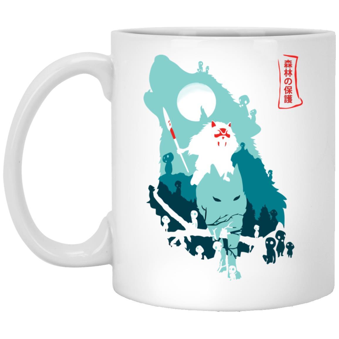 Princess Mononoke – Guardians of the Forest Mug