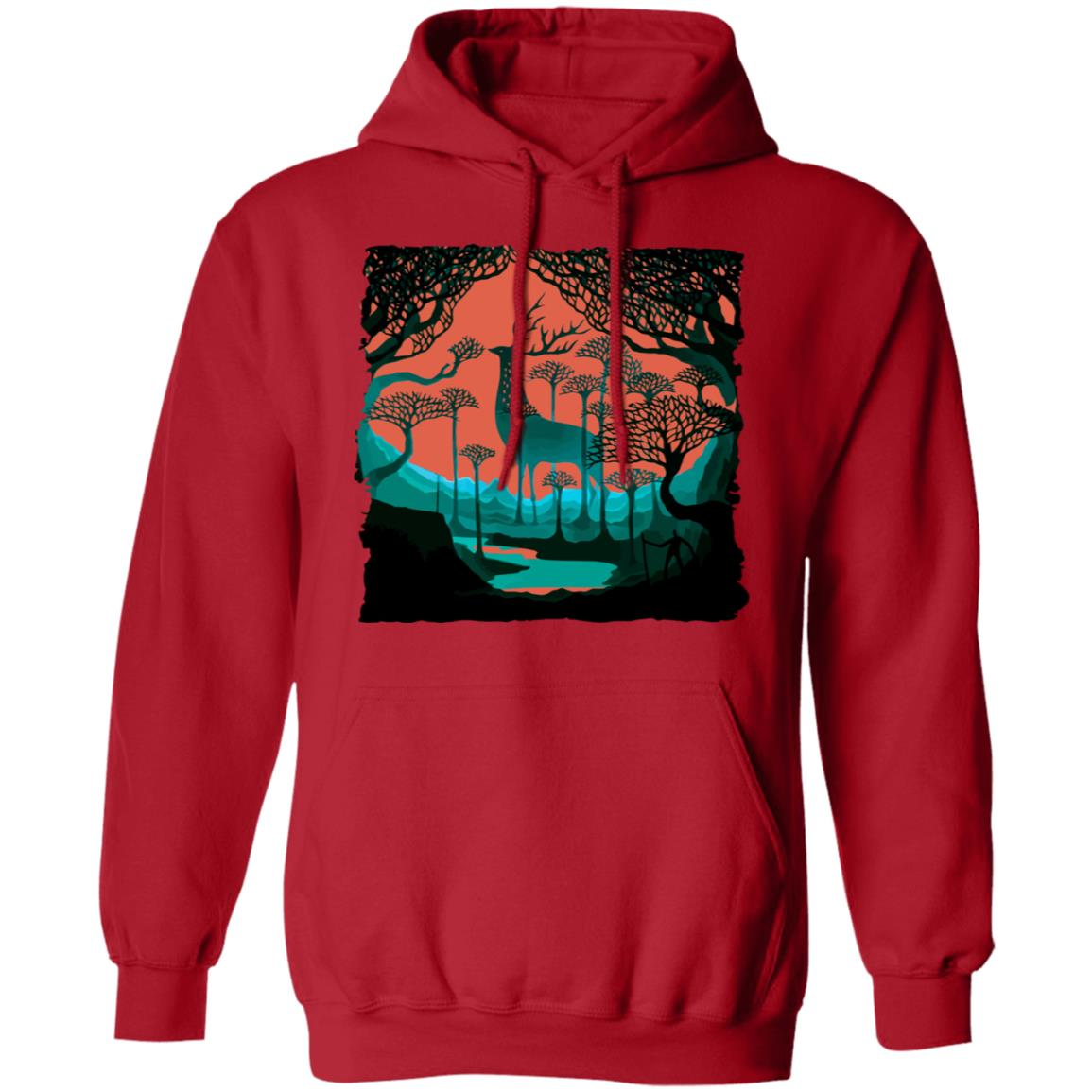 Princess Mononoke – Shishigami of The Forest Hoodie Unisex