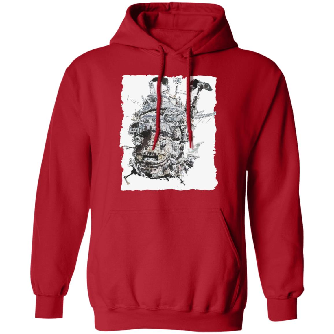 Howl's moving castle Essential Hoodie Unisex