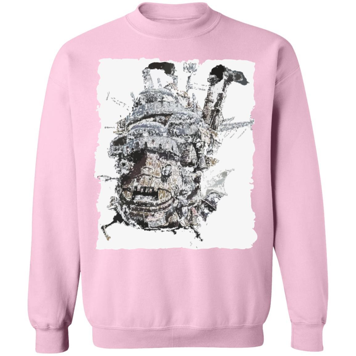 Howl's moving castle Essential Sweatshirt Unisex