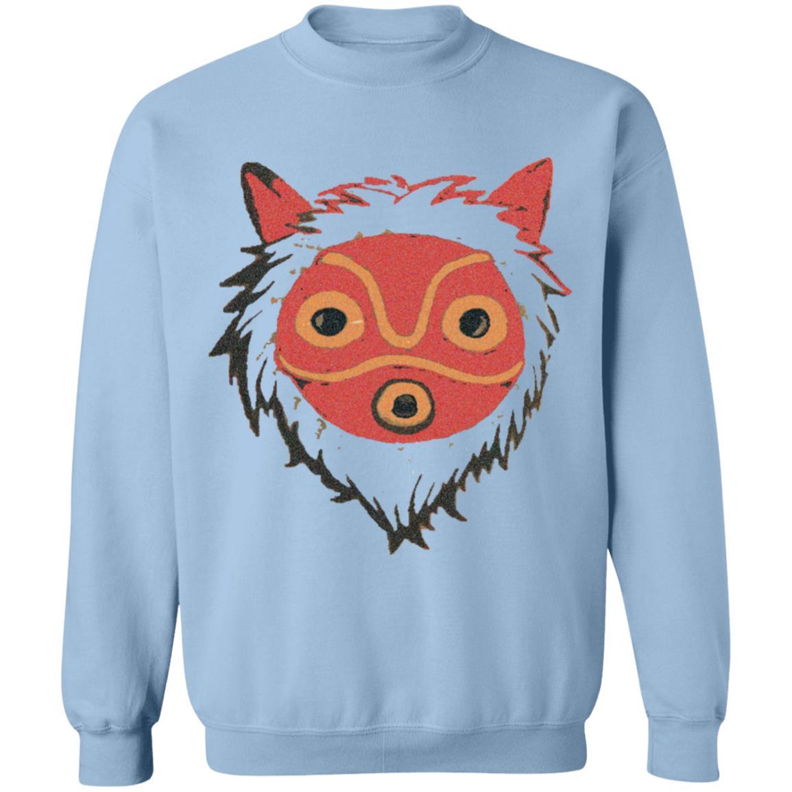 Mononoke – Wolf Princess Sweatshirt Unisex