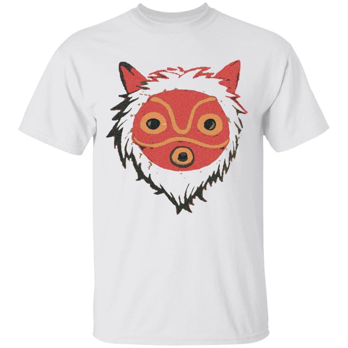 Mononoke – Wolf Princess T Shirt Unisex