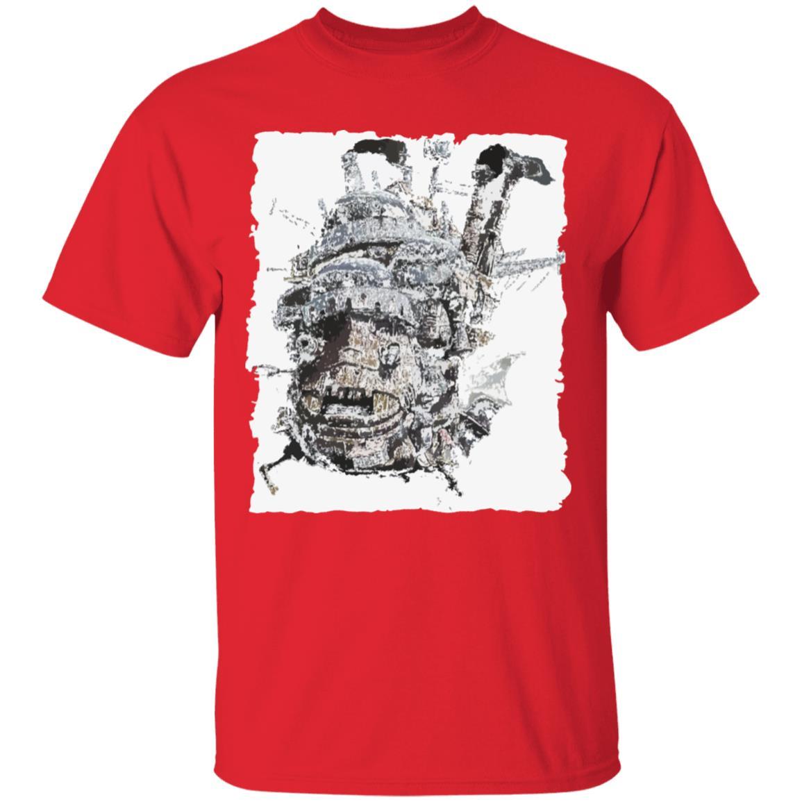 Howl's moving castle Essential T Shirt Unisex