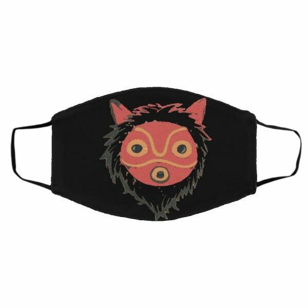 Mononoke – Wolf Princess Face Mask