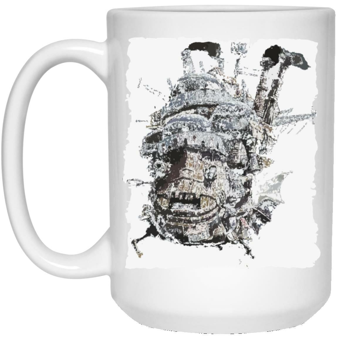 Howl's moving castle Essential Mug