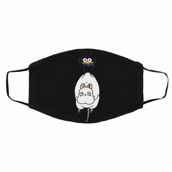 Spirited Away – Boh Mouse Face Mask