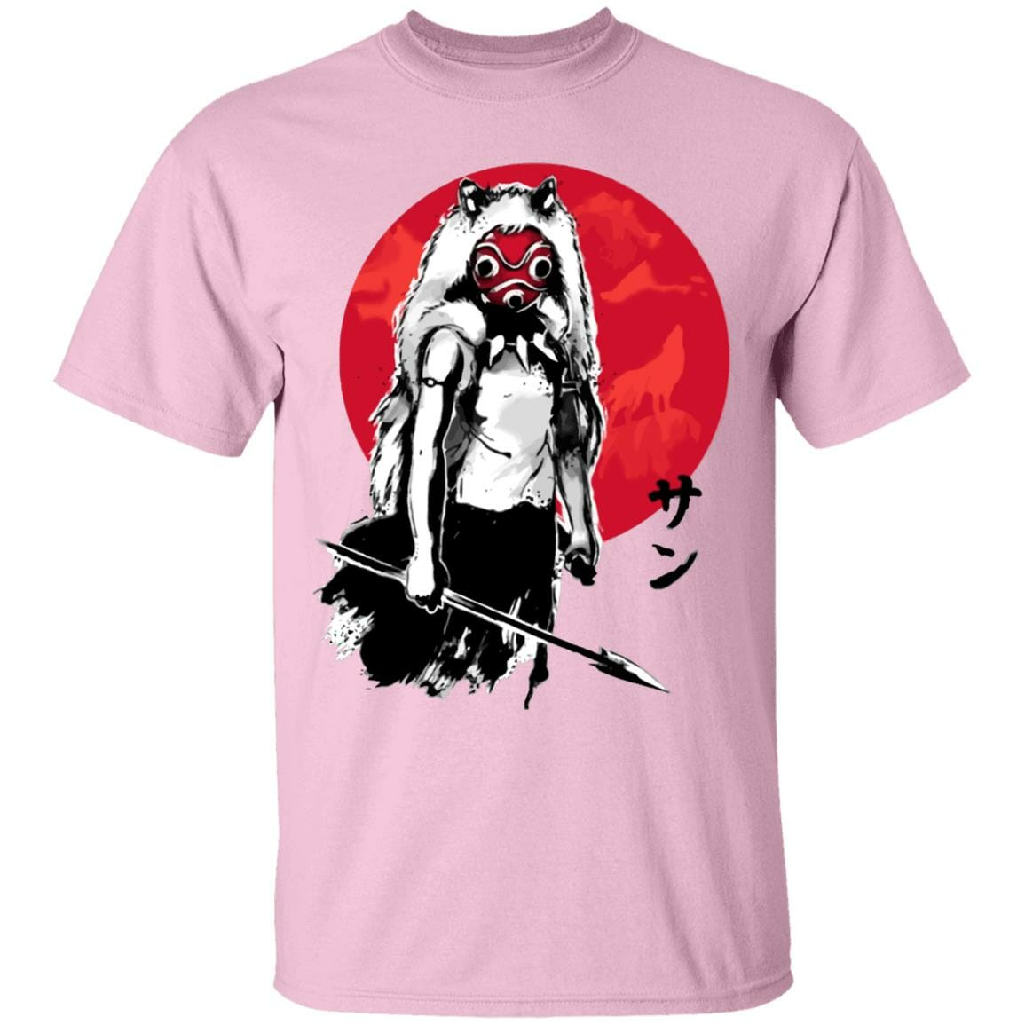 Princess Mononoke T Shirt Unisex