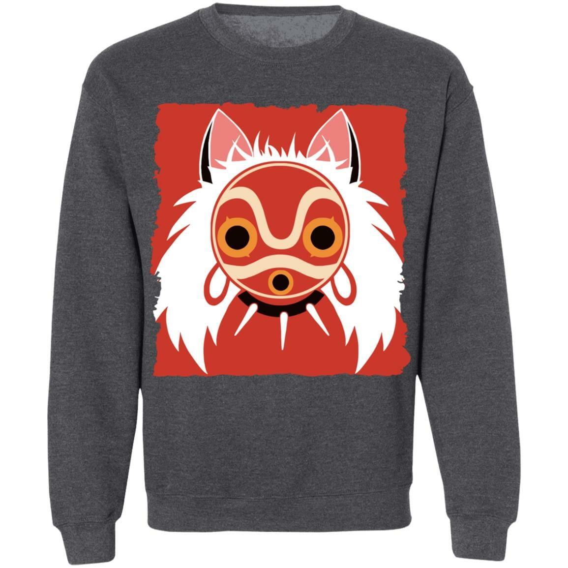 Princess Mononoke Mask Classic Sweatshirt