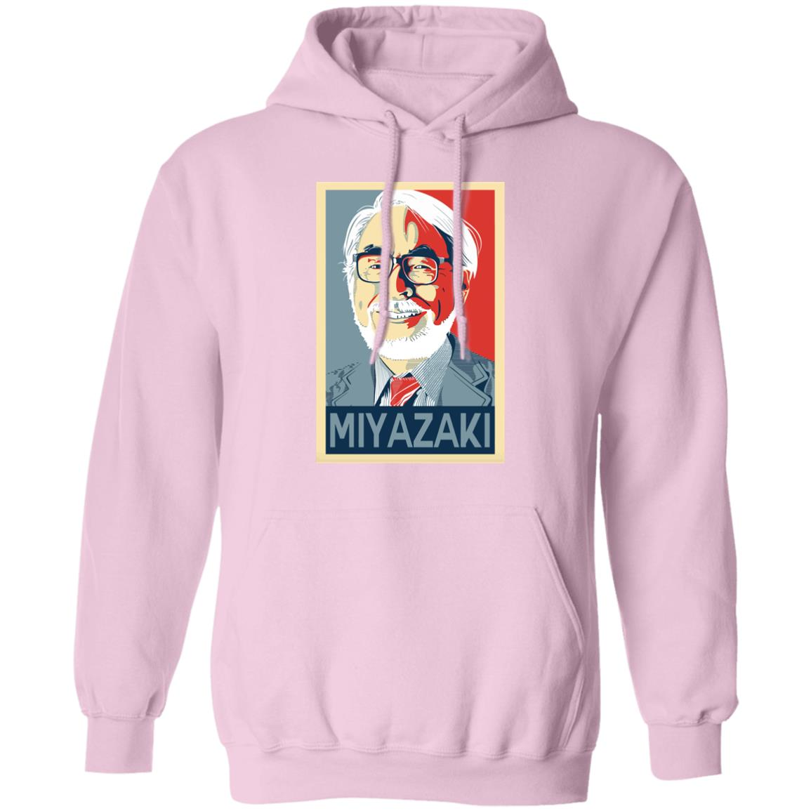 Hayao Miyazaki Studio Ghibli Hoodie