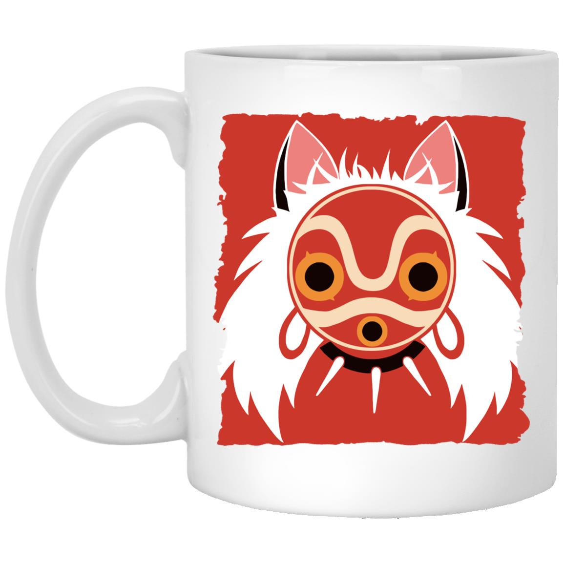 Princess Mononoke Mask Classic Mug