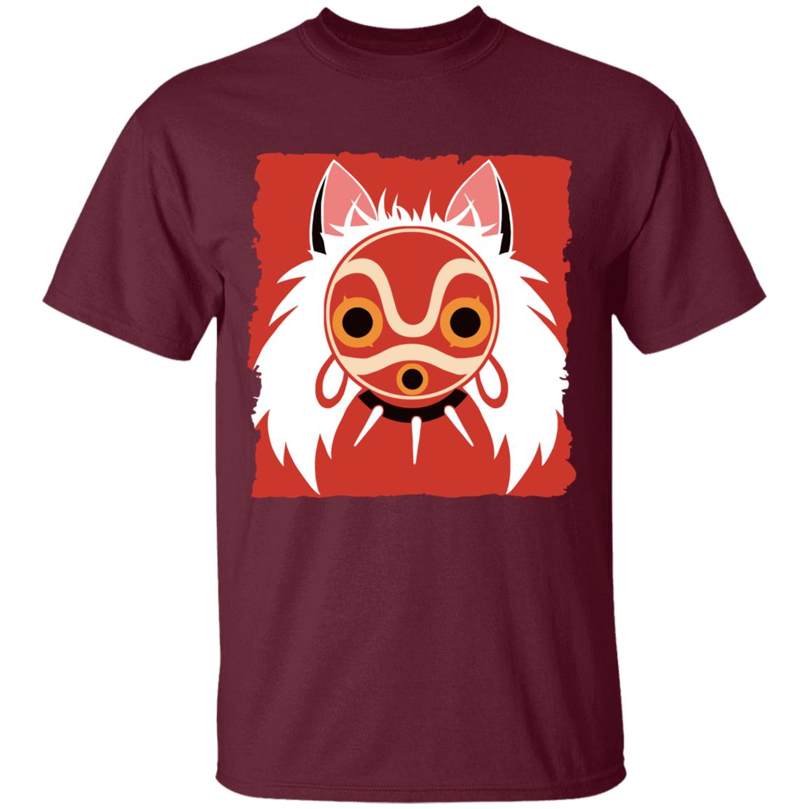 Princess Mononoke Mask Classic T Shirt