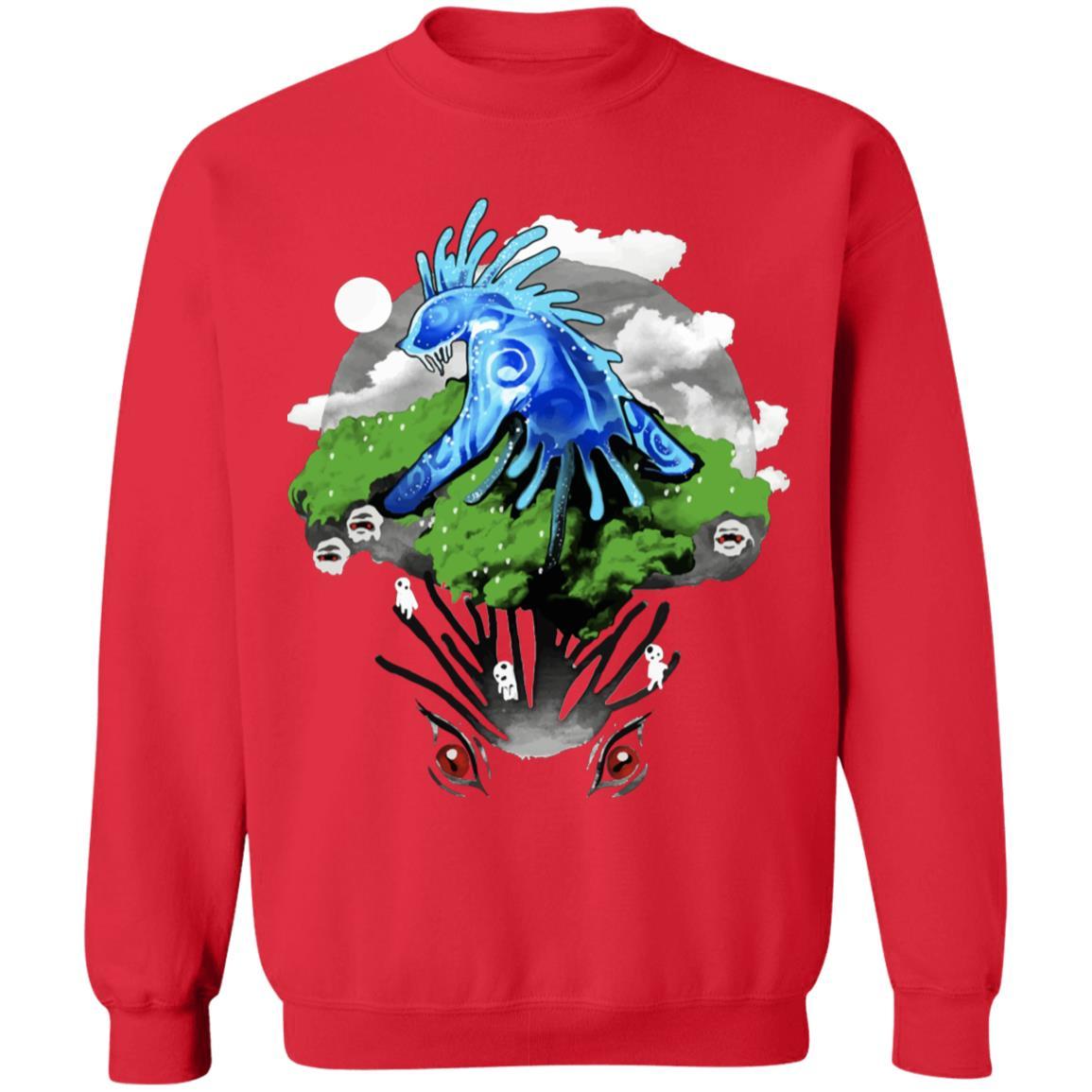 Princess Mononoke – Shishigami Essential Sweatshirt