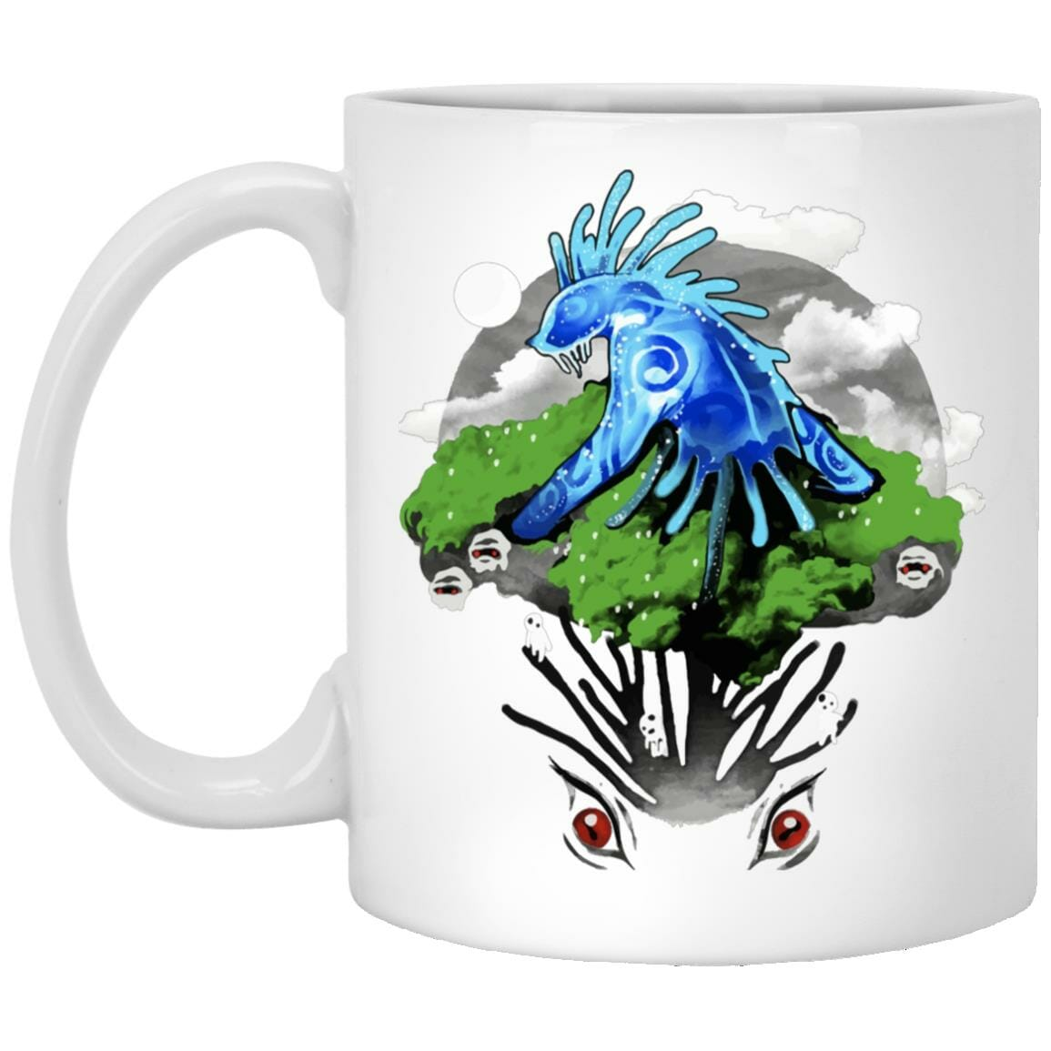 Princess Mononoke – Shishigami Essential Mug