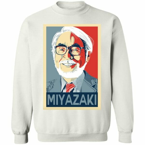Hayao Miyazaki Studio Ghibli T Shirt