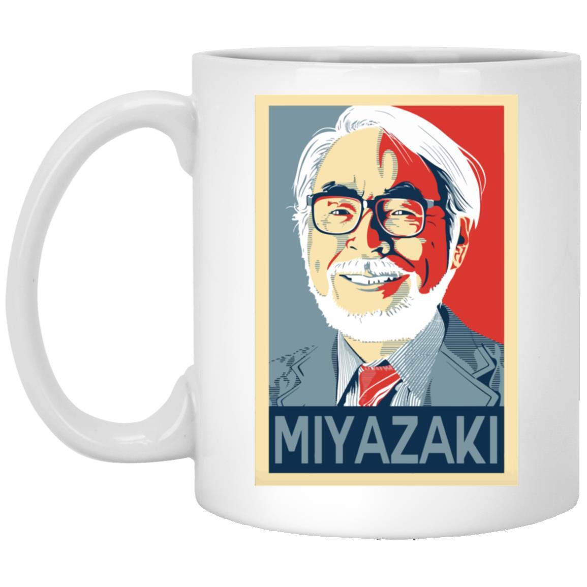 Hayao Miyazaki Studio Ghibli Mug
