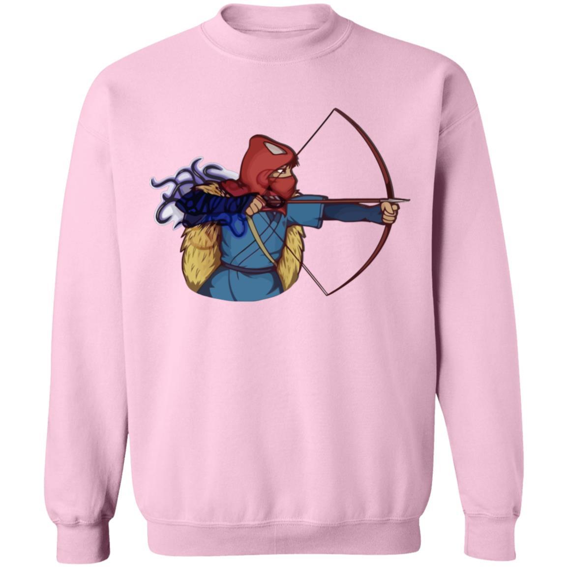 Princess Mononoke – Ashitaka Sweatshirt