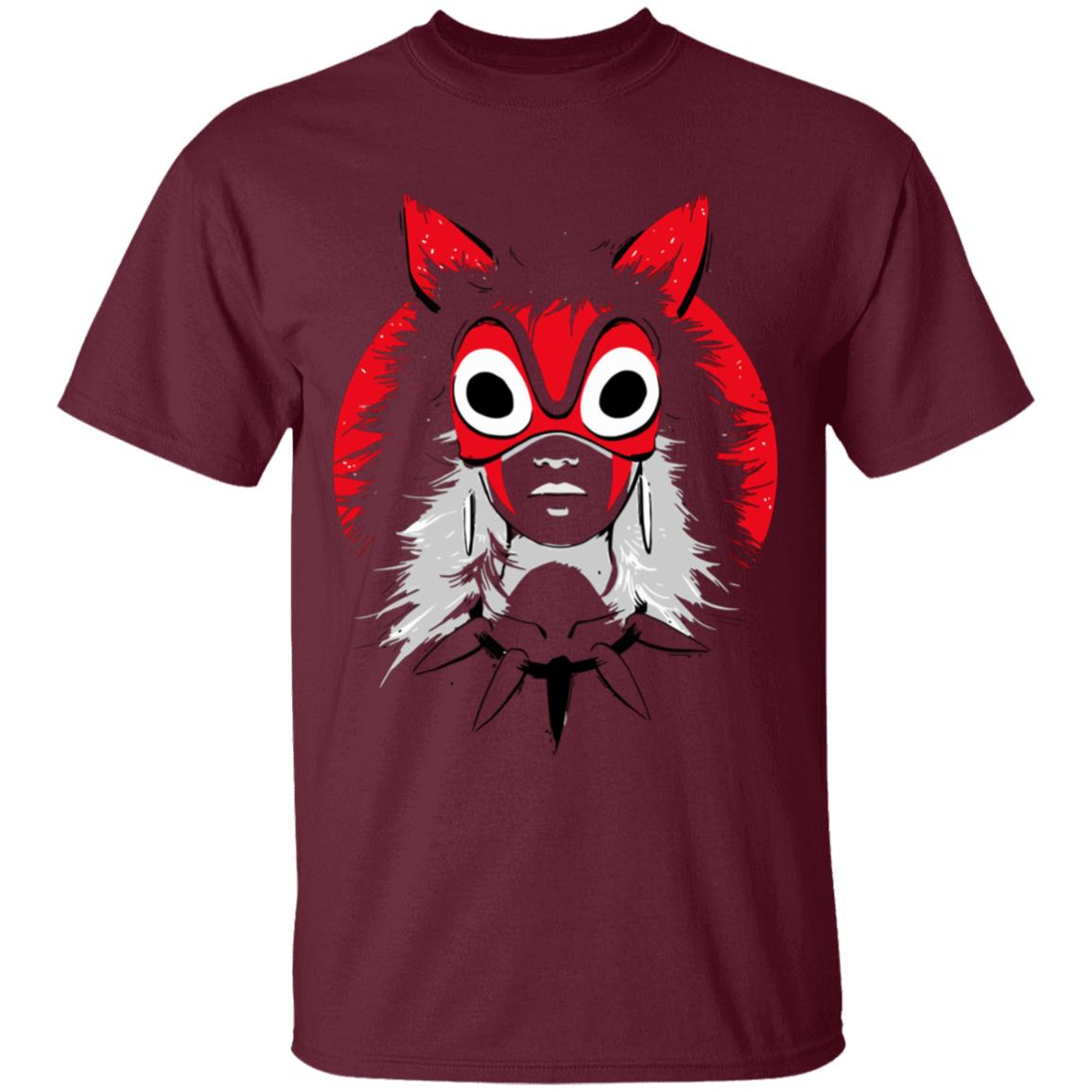 Princess Mononoke and the Broken Mask T Shirt