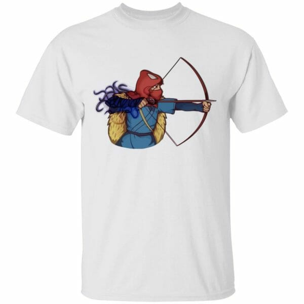 Princess Mononoke – Ashitaka T Shirt